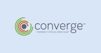 Virtual Merchant Converge tokenization gateway